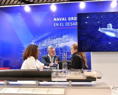 La industria naval colombiana exhibe productos innovadores