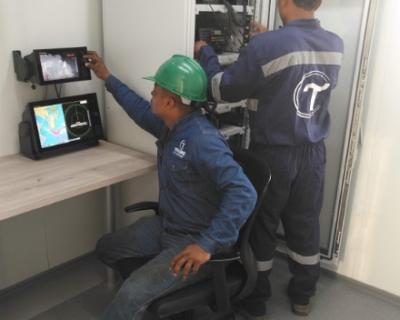Inspección De Alineación De Motor Bomba Hidráulica
